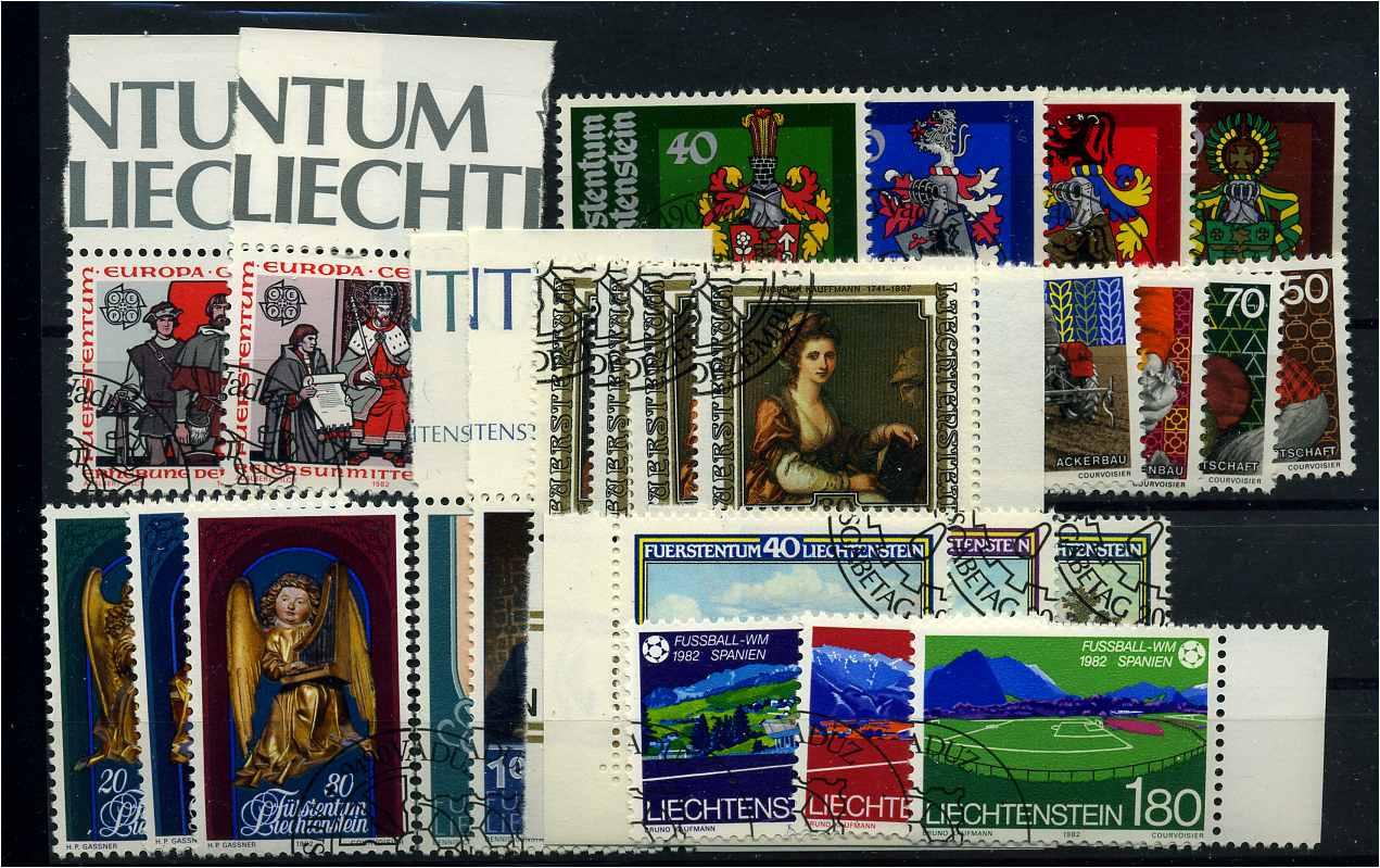kompl.ausg. Niederlande 1232-1233 Postfrisch 1983 Europa