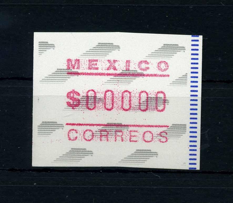 Automatenbriefmarken 201356 Diverse Philatelie Bund 1999 Atm Nr 3 Postfrisch