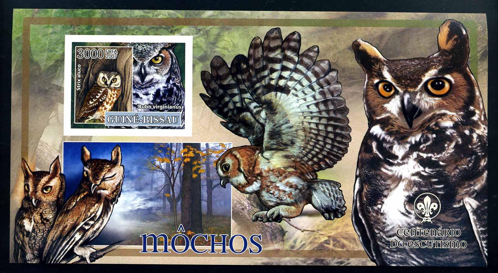 Stamps Guinea-bissau 1618-1623 Postfrisch 2001 Gemälde Africa