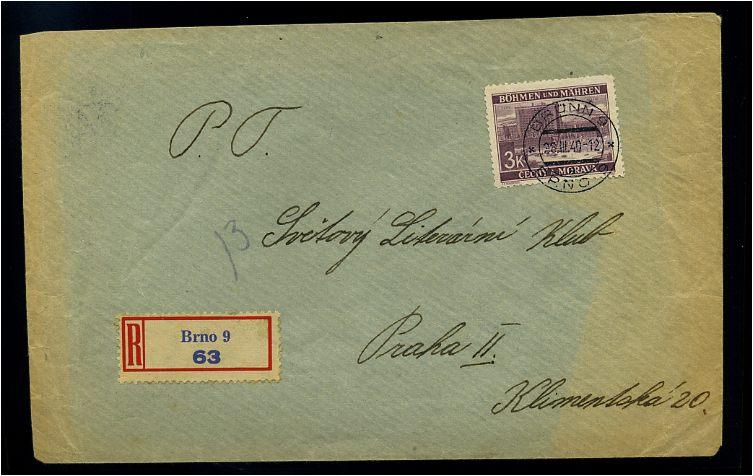 BOEHMEN-MAEHREN-interessanter-Brief-ANSEHEN-74264
