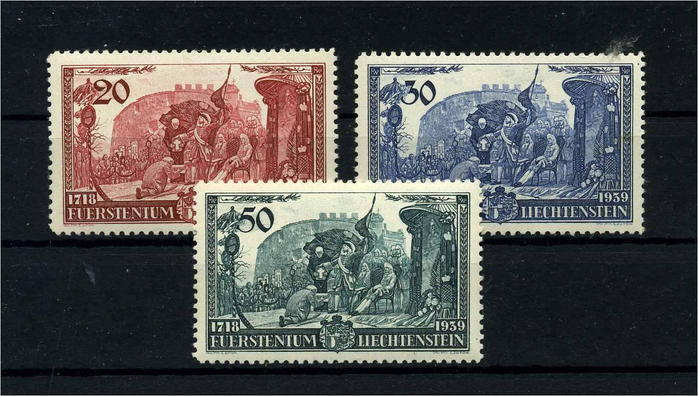 Europa Liechtenstein 185 Fürst Franz Josef Ii Im Kleinbogen Postfrisch **